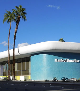 Bank of America Palm Springs