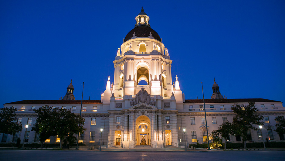 Pasadena City Hall Photo 1