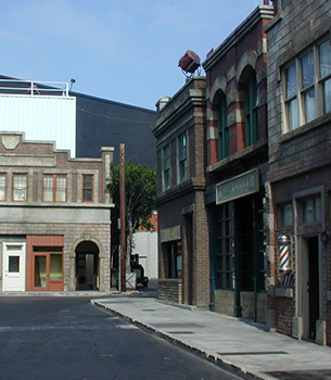 Paramount Pictures Central Backlot