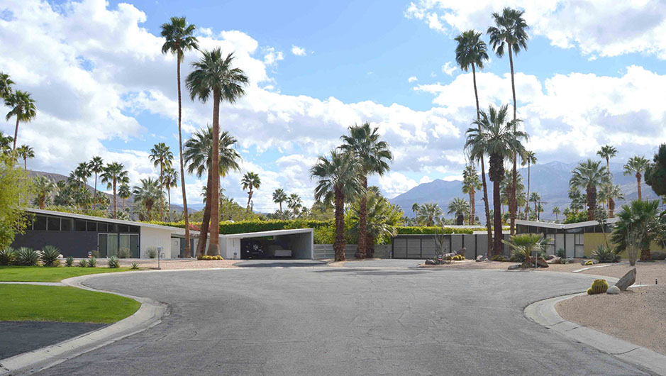 Twin Palms Estates, Palm Springs